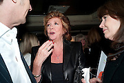 CILLA BLACK, Teens;)Unite Fighting Cancer charity art auction. The Embassy Club. 6 April 2010