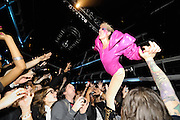 Peaches performs at Terminal 5, NYC. November 14, 2009
