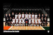 2011 Miami Hurricanes Men's Basketball Team Photo