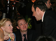Cate Blanchett & Kevin Spacey.**EXCLUSIVE**.2005 Golden Globe Awards Miramax Post Party.Beverly Hilton Hotel.Beverly Hills, CA, USA.Sunday, January, 16, 2005.Photo By Selma Fonseca Celebrityvibe.com, New York, USA, Phone 212-410-5354, email:sales@celebrityvibe.com...