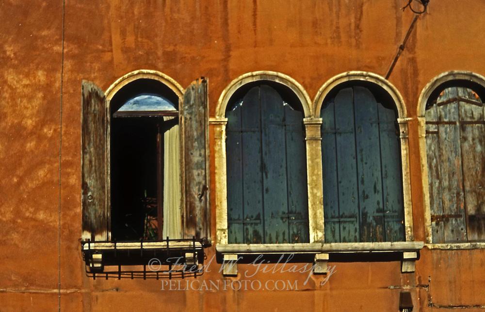 Windows to Venice 1, Italy
