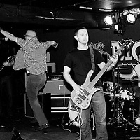 Red or Black performing live at Moho Live, Manchester, UK, 2010-10-29