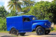 Old truck in Pinar del Rio, Cuba.