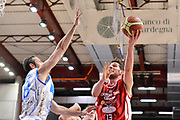 DESCRIZIONE : Campionato 2014/15 Serie A Beko Dinamo Banco di Sardegna Sassari - Giorgio Tesi Group Pistoia<br /> GIOCATORE : Valerio Amoroso<br /> CATEGORIA : Tiro Penetrazione Sottomano<br /> SQUADRA : Giorgio Tesi Group Pistoia<br /> EVENTO : LegaBasket Serie A Beko 2014/2015 <br /> GARA : Dinamo Banco di Sardegna Sassari - Giorgio Tesi Group Pistoia<br /> DATA : 01/02/2015 <br /> SPORT : Pallacanestro <br /> AUTORE : Agenzia Ciamillo-Castoria/C.Atzori <br /> Galleria : LegaBasket Serie A Beko 2014/2015