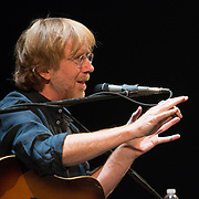 Trey Anastasio performs at The Music Hall in Portsmouth, NH. March 2017.
