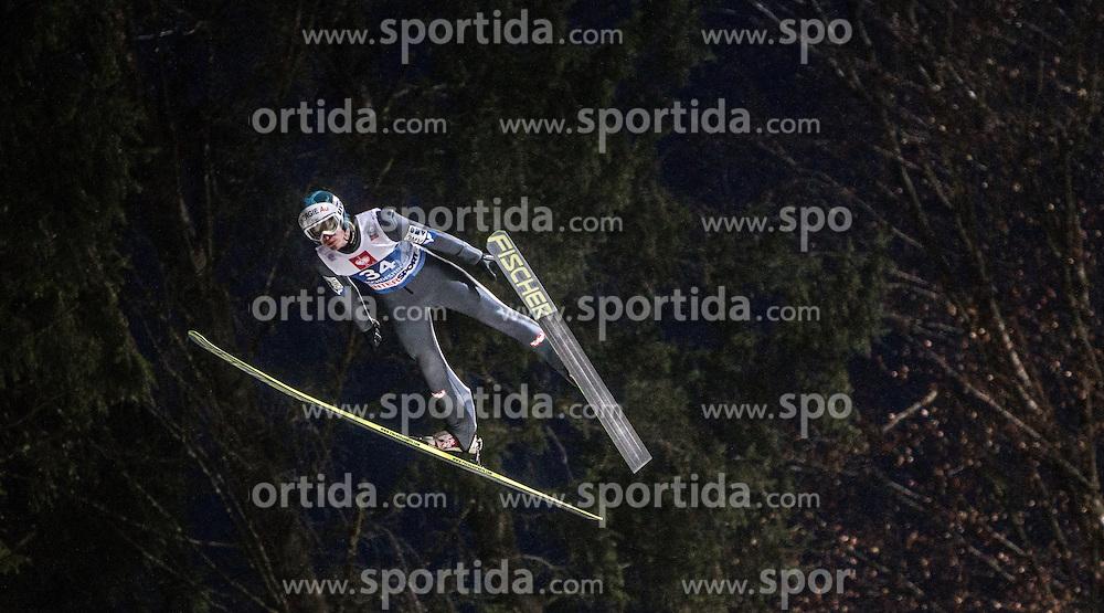 05.01.2014, Paul Ausserleitner Schanze, Bischofshofen, AUT, FIS Ski Sprung Weltcup, 62. Vierschanzentournee, Qualifikation, im Bild Michael Hayboeck (AUT) // Michael Hayboeck (AUT) during qualification Jump of 62nd Four Hills Tournament of FIS Ski Jumping World Cup at the Paul Ausserleitner Schanze, Bischofshofen, Austria on 2014/01/05. EXPA Pictures © 2014, PhotoCredit: EXPA/ JFK