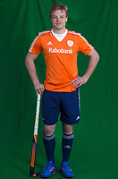 ARNHEM -  MINK VAN DER WEERDEN , lid trainingsgroep Nederlands hockeyteam heren. COPYRIGHT KOEN SUYK
