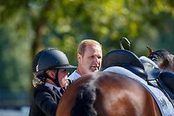 Van Uytert-Van Vliet Renate, NED, In Style<br /> Nederlands Kampioenschap dressuur<br /> Ermelo 2020<br /> © Hippo Foto - Sharon Vandeput<br /> 20/09/2020