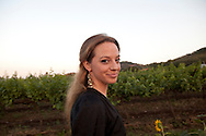 Cecilia Oldne, Sula Wines, India<br /> COPYRIGHT 2010 CHRISTINA SJÖGREN<br /> ALL RIGHTS RESERVED