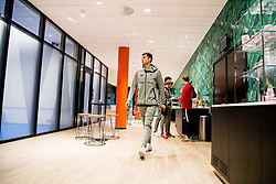 October 9, 2018 - Oslo, NORWAY - 181009 Goalkeeper Rune Almenning Jarstein of Norway during a press event on October 9, 2018 in Oslo..Photo: Jon Olav Nesvold / BILDBYRÃ…N / kod JE / 160322 (Credit Image: © Jon Olav Nesvold/Bildbyran via ZUMA Press)