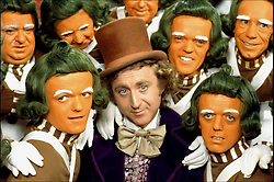 August 28, 2016 - Gene Wilder, star of 'Willy Wonka' and Mel Brooks comedies including 'Young Frankenstein', is dead at 83. PICTURED: (File Photo) - June 15, 1971 - GENE WILDER in 'Willy Wonka and the Chocolate Factory'. (Credit Image: © Moviestore/Entertainment Pictures via ZUMA Press)