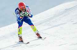 KRANJEC Zan  of Slovenia during Men's Super Combined Slovenian National Championship 2014, on April 1, 2014 in Krvavec, Slovenia. Photo by Vid Ponikvar / Sportida