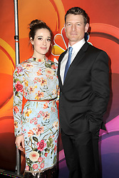 March 8, 2018 - New York, NY, USA - March 8, 2018  New York City..Marina Squerciati and Philip Winchester attending arrivals for the 2018 NBC NY Midseason Press Junket at Four Seasons Hotel on March 8, 2018 in New York City. (Credit Image: © Kristin Callahan/Ace Pictures via ZUMA Press)