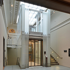 Yale Art Gallery East Elevator   Commercial Assignment