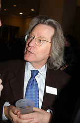 Philosophy writer A C GRAYLING at a the Orion Publishing Group Author Party and a private view of the 'Turner Whistler Monet' exhibition at Tate Britain, Atterbury Street, London SW1 on 23rd February 2005.<br /><br />NON EXCLUSIVE - WORLD RIGHTS