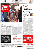 March 29, 2021 (AFRICA): Front-page: Today's Newspapers In Africa