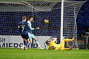 2 Livingston Nicky Devlin scores for 1-1