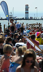 07.05.2011, Strandbad Podersdorf am See, Burgenland, AUT, Surfworldcup, im Bild Feature Leuchtturm Podersdorf // during surfworldcup at podersdorf, AUT, burgendland, lido podersdorf, 05-07-2011,  EXPA Pictures © 2011, PhotoCredit: EXPA/ M. Gruber