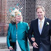 NLD/Apeldoorn/20130105 - Huwelijk prins Jaime en prinses Viktoria Cservenyak, ouders van de bruid