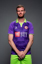 Chris Brunt of Bristol City during the 20/21 media day - Rogan/JMP - 07/09/2020 - Ashton Gate Stadium - Bristol, England.