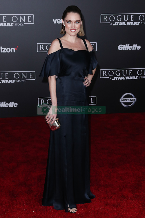 World Premiere Of Walt Disney Pictures And Lucasfilm's 'Rogue One: A Star Wars Story' at the Pantages Theatre on December 10, 2016 in Hollywood, California. 10 Dec 2016 Pictured: Clare Grant. Photo credit: Image Press/MEGA TheMegaAgency.com +1 888 505 6342