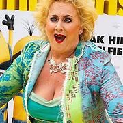 NLD/Amsterdam/20150628 - Premiere Minions, Karin Bloemen