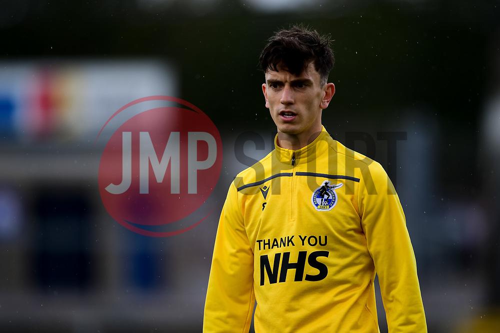 Zain Westbrooke of Bristol Rovers - Mandatory by-line: Ryan Hiscott/JMP - 28/08/2020 - FOOTBALL - Memorial Stadium - Bristol, England - Bristol Rovers v Cardiff City - Pre Season Friendly