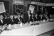 20/08/1962<br /> 08/20/1962<br /> 20 August 1962 <br /> Efficient Distribution Ltd. Dinner at Shelbourne Hotel, Dublin.  Image shows D. Tyndall, Chairman, speaking at the event.