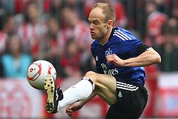 12.03.2011, Allianz Arena, Muenchen, GER, 1.FBL, FC Bayern Muenchen vs Hamburger SV, im Bild David Jarolim (HSV #14)  , EXPA Pictures © 2011, PhotoCredit: EXPA/ nph/  Straubmeier       ****** out of GER / SWE / CRO  / BEL ******
