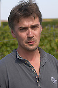 Froncois David, winemaker and one of the owners. Chateau de Passavant, Anjou, Loire, France