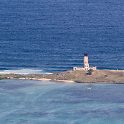 View of Ile aux Fouquets from Lion Mountain