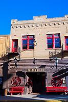 Main Street, Deadwood, Black Hills, South Dakota USA