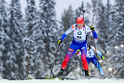 March 8, 2019 - –Stersund, Sweden - 190308 Anastasiya Kuzmina of Slovakia competes in the Women's 7.5 KM sprint during the IBU World Championships Biathlon on March 8, 2019 in Östersund..Photo: Petter Arvidson / BILDBYRÃ…N / kod PA / 92247 (Credit Image: © Petter Arvidson/Bildbyran via ZUMA Press)