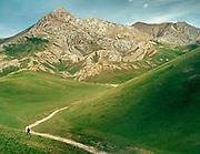 Travels through Kyrgystan, along the Silk Road. June 2006.