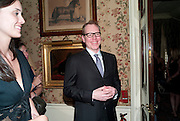 BRETT EASTON ELLIS; , Dylan Jones hosts a party for Brett Easton Ellis and his new book.- Imperial Bedrooms. Mark's Club. London. 15 July 2010.  -DO NOT ARCHIVE-© Copyright Photograph by Dafydd Jones. 248 Clapham Rd. London SW9 0PZ. Tel 0207 820 0771. www.dafjones.com.