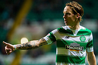 23/09/15 SCOTTISH LEAGUE CUP 3RD ROUND    <br />   CELTIC v RAITH ROVERS <br />   CELTIC PARK - GLASGOW  <br />   Stefan Johansen in action for Celtic
