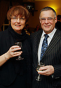 Eileen Tomson and Stephen Mathews of Cedar Foundation at the EFQM Ireland Excellence Awards ceremony in association with Fáilte Ireland and the Centre for Competitiveness at the Galway Bay Hotel . Photo:- Andrew Downes Photography / No Fee