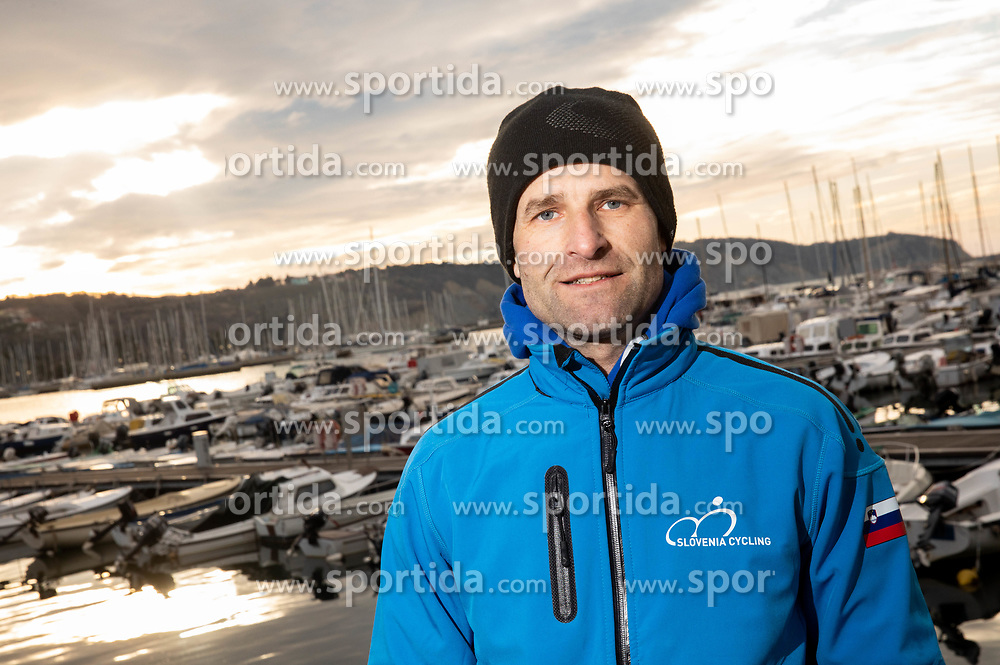 Andrej Hauptman during the cycling race 6. VN Slovenske Istre / 6th Slovenian Istra Grand Prix, on February 24, 2019 in Izola/ Isola, Slovenia. Photo by Vid Ponikvar / Sportida