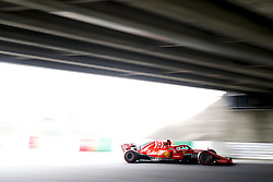 October 5, 2018 - Suzuka, Japan - Motorsports: FIA Formula One World Championship 2018, Grand Prix of Japan, .World Championship 2018 Grand Prix Japan , #5 Sebastian Vettel (GER, Scuderia Ferrari) (Credit Image: © Hoch Zwei via ZUMA Wire)