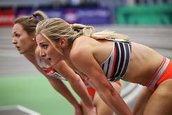 New Balance Indoor Grand Prix<br /> Staten Island, New York, February 13, 2021<br /> womens 2 Mile, New Balance,