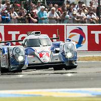 Toyota Racing Toyota TS040 Hybrid #2 Alexander Wurz, Stephane Sarrazin, Mike Conway, Le Mans 24hr 2015