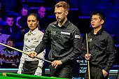 World Snooker Scottish Open, 11-12-2019. 111219