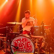 The Love Language at El Club, Detroit by Cleveland music photographer Mara Robinson