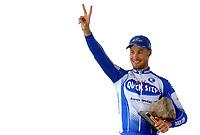 Sykkel<br /> Foto: Dppi/Digitalsport<br /> NORWAY ONLY<br /> <br /> UCI PRO TOUR<br /> PARIS - ROUBAIX 2005 - FRANCE -  10/04/2005 <br /> <br /> TOM BOONEN (BEL) / QUICK STEP - WINNER