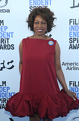 February 8, 2020, Los Angeles, California, United States: 2020 Film Independent Spirit Awards held at Santa Monica Pier..Featuring: Alfre Woodard.Where: Los Angeles, California, United States.When: 08 Feb 2020.Credit: Faye's VisionCover Images (Credit Image: © Cover Images via ZUMA Press)