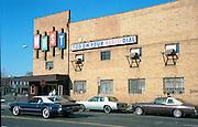 815 V Street NW Washington DC 1986<br /> Sunday Morning Gospel Boadcast