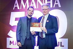 Premiação das 500 Maiores do Sul, promovido pelo Grupo Amanhã. FOTO: Gustavo Granata/ Agência Preview