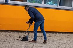 Van den Broeck Henk, NED<br /> Fotodag KWPN Hengstenkeuring 2021<br /> © Hippo Foto - Dirk Caremans<br /> 21/12/2020