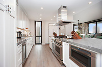 Kitchen at 44 West 66th Street