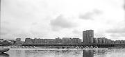 London. United Kingdom.  1987 Pre Fixture, Varsity Boat Race. National Squad vs Cambridge University BC on the Championship Course Mortlake to Putney. River Thames.  Saturday 21.03.1987<br /> <br /> [Mandatory Credit: Peter SPURRIER/Intersport images]<br /> <br /> National Squad, Bow, Terry Dillon, John MAXEY, John GARRETT, Martin CROSS, Andy HOLMES, Steve REDGRAVE, Adam CLIFT, Richard STANHOPE and Cox, Pat SWEENEY.<br /> <br /> CUBC.  Crew Bow. Ian CLARKE, Richard SPINK, Nicholas GRUNDY, Matt BRITTIN, Stephen PEEL [PRESIDENT] Jim PEW, Jim GARMAN, Paddy BROUGHTON and Cox. Julian WOLFSON 19870321 Pre Boat Race fixture, National Squard vs Cambridge UBC, London UK